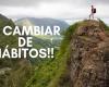 ¡A CAMBIAR DE HÁBITOS!